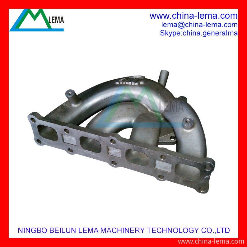 stainless steel silica sol casting