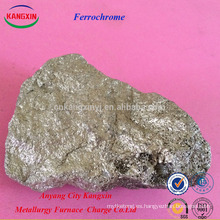 Best Seller Popular Manufacturer Precio bajo Ferrochrome Nitrided Ferro Alloy