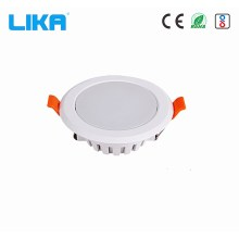 3W Round Recessed Ceiling Down Light Bathroom Kitchen