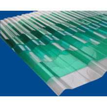 PC Good Quality Transparent Roofing Tile005