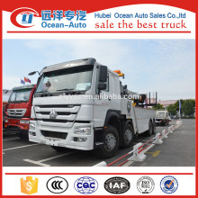 8X4 SINOTRUK HOWO 16TON tow truck for sale