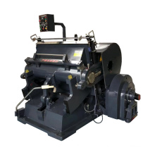 Automatic paper bag die cutting and creasing machine