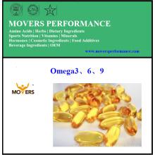 Omega3 \ 6 \ 9 / Capsules végétales / Sans conservateurs