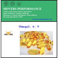 Omega3\6\9/ Plant Capsules /No Preservatives