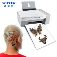 Etiqueta provisória do tatuagem do papel do tatuagem de Ce / RoHS / reach