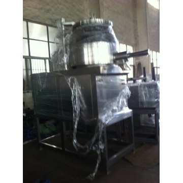 High Shear granulator for wet damp materials