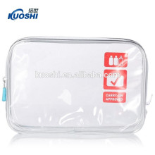 high quality pvc blanket packing bag with zipper