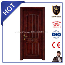 European Style Solid Wood Entrance Door