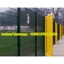 High Strength Welded at Each Intersection Wire Mesh Fence