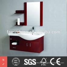 Solid Wood bathroom hot sell luxury solid wood bathroom
