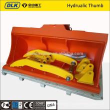 Pelle VOLVO 360, pelle hydraulique, pouce hydraulique