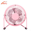 5V DC Cooling Material Usb Mini Fan