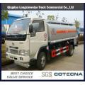 Dongfeng Cummins 4X2 6000L Oil Tanker Truck