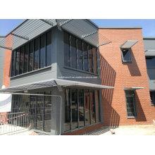 Elevate Commercial Grade Aluminium Solar Schattierung