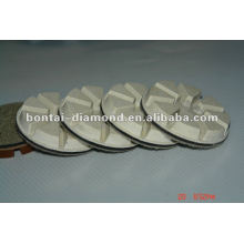 """3"""" Concrete grinding pad for dry used"""