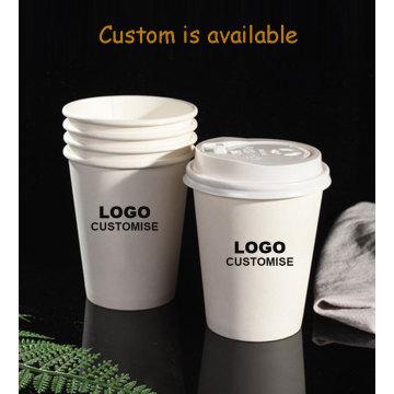 Gobelet en papier Gobelet en papier Karton Houder Cup Porte-gobelet en carton Porte-gobelet en carton