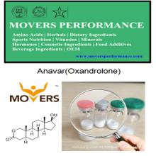 HPLC Alta calidad Steriods: Oxandrolon