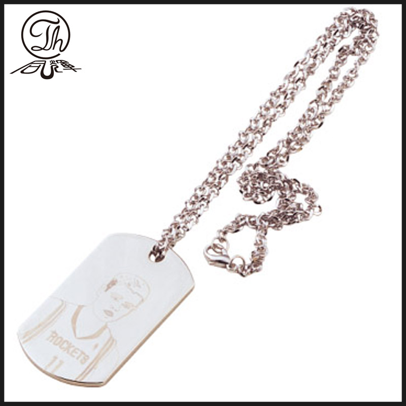 Antique dog tag designs necklace necklace