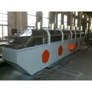 Seri Zlg Glukosa Monohydrate Getaran Fluidized Bed Dryer Machine