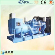 Gran poder 2500kVA Generador de la serie de Mtu / generador de la energía de Mtu