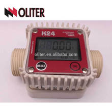 digital gas air water electric k24 turbine meter