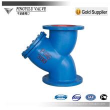 Ductil ferro pn16 dn300 filtro de tratamento de água indústria