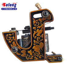 Solong MZZA11-3 Top vente moins cher bobine machine à tatouer