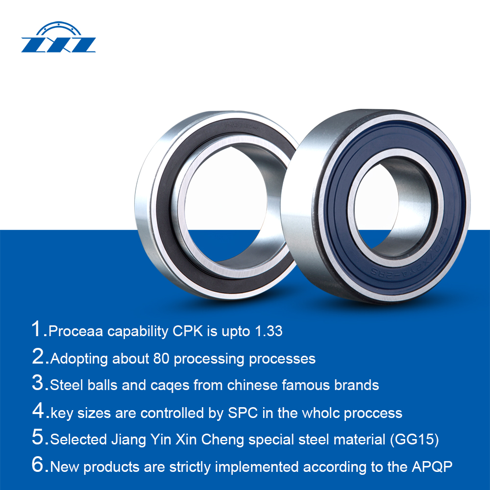 shaft bearings