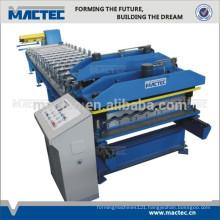 Hot Sale Glazed steel tile cold roll forming machine