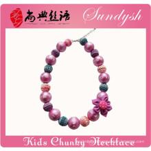 Beautiful Handmade Fashion Beads Jewellery Baby Chunky Necklace