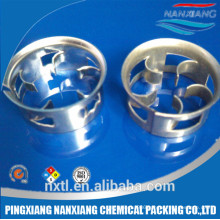 metallic Cascade mini Ring used in absorb or disabosorb tower