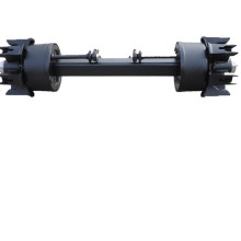 suspension parts small semi trailer axle