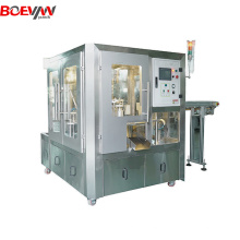 Rotary Stand Up Pouch Juice Packaging Machine