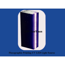 UV LED Tinten Druck 395nm Cure System 800W