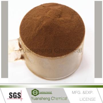 Poudre de mélange de béton Cls Lignosulfonate de calcium