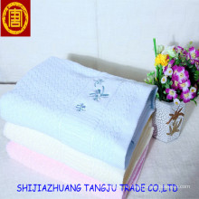 Высоко абсорбент спа полотенце, полотенце бамбука ванна