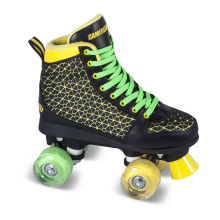 Soft Boot Quad Roller Skate for Adults (QS-41-1)