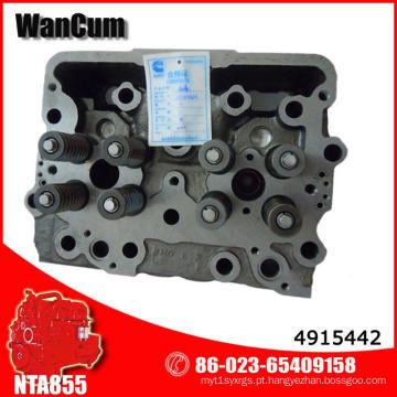 Cabeça de cilindro quente da venda K19 K38 K50 M11 Nta855 CUMMINS