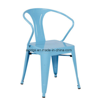 Iron Chair Tolix Arm Chair (dd-52)