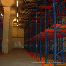 Порошок тяжелые емкости с покрытием вешалка Паллета/диск в стеллажи для склада