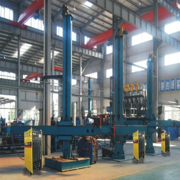 Fixed Type Welding Column and Boom