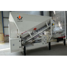 mobile concrete dosing mixing batching plants