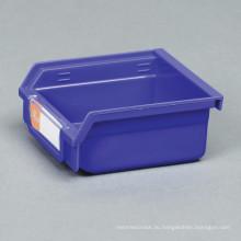 Склад хранения стекируемые пластиковые ящики