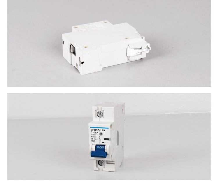 SAIP/SAIPWELL Low Price 1-4P Circuit Breaker Manufacturers