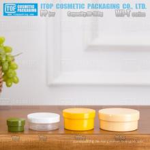 WJ-T-Serie 10g 70g 100g 160g T-Form klassischer einlagige gute Qualität Multiverbrauch pp Kunststoff-Gläser