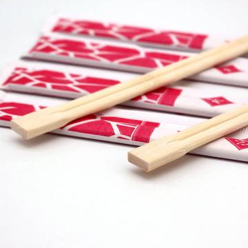 twins chopsticks wholesale disposable bamboo chopsticks with custom logo