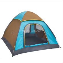 Automatic Tent, Outdoor Single Layer Rainproof Tent 3-4 People