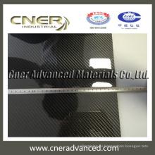 CC007 толщина 5,0 мм углеродного волокна плиты / лист / доска / панель