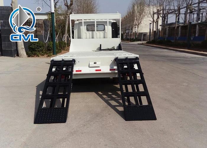 4x2 Light Flatbed Truck 3
