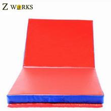 Счастливая гимнастика красочные складной коврики для детей упражнения